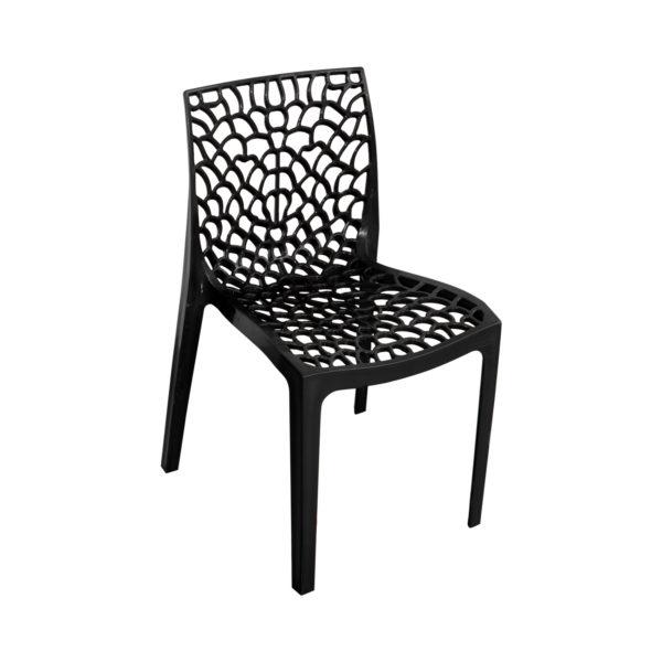 Spider Designer Chair black