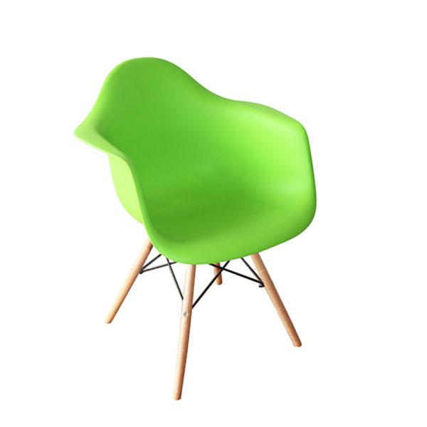 Baker Green Casual Chair