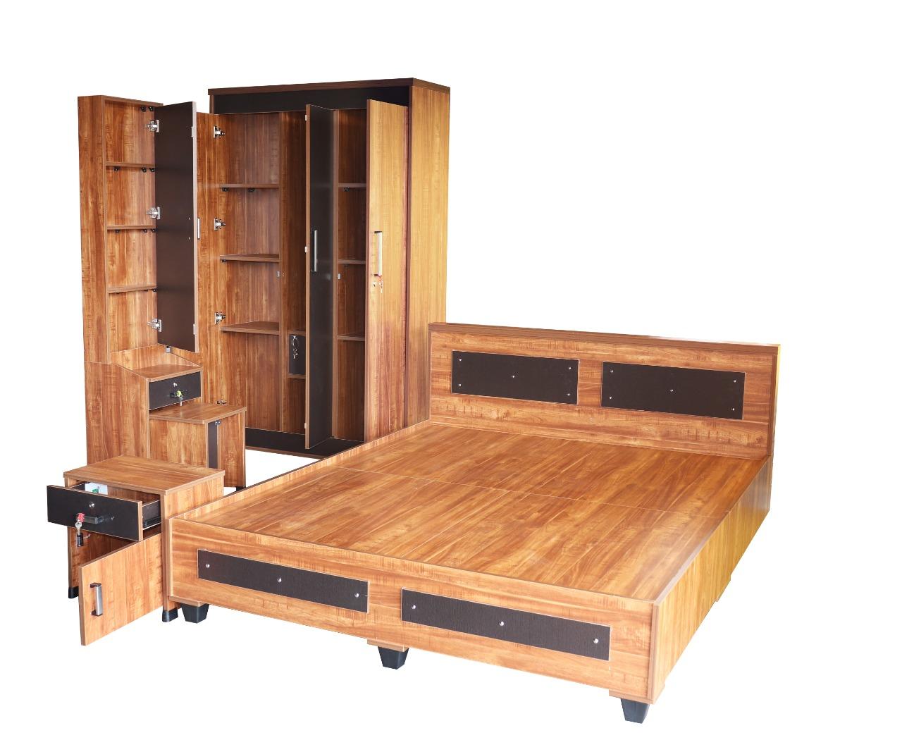 Bedroom set by Bedx