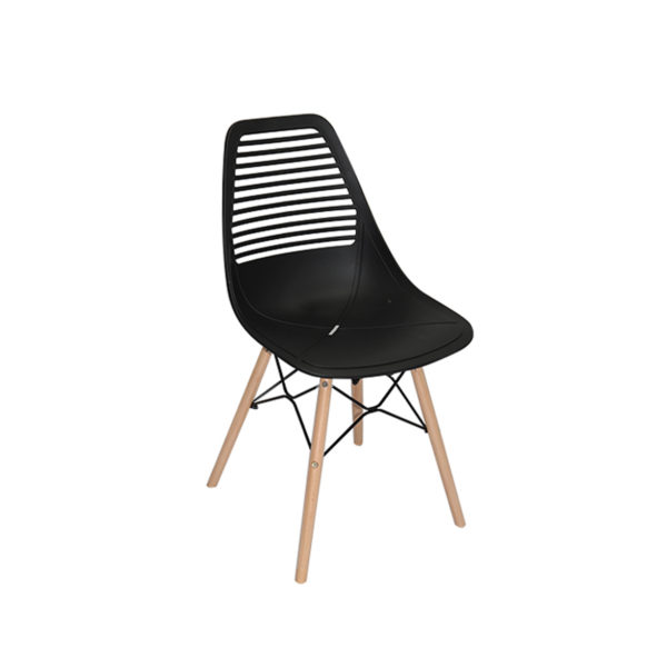 Kate Cafe Chair Black by Skye interio