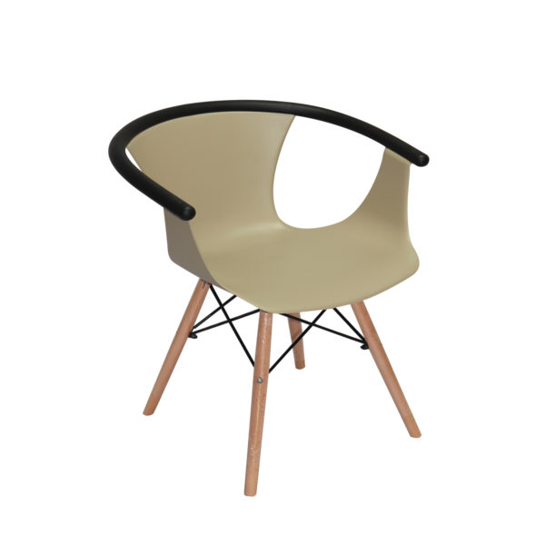 Clay  Golden Chair
