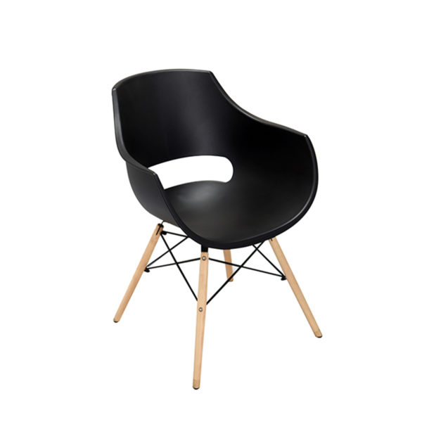 Bryce Casual Chair Black