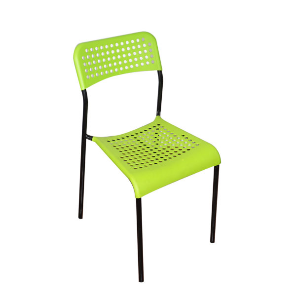 Doppler Green Chair by Skye Interio.