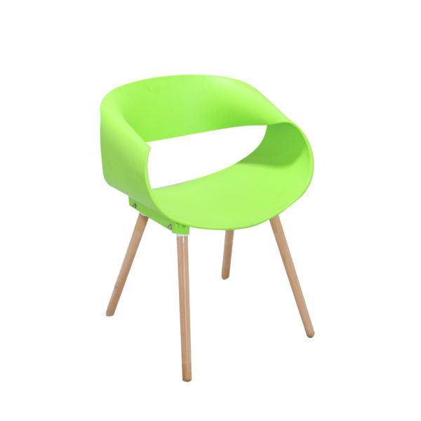 Tyler Casual Chair Green by Langford.