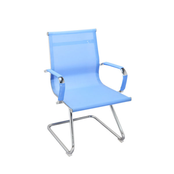Dong Visitor Chair Blue by Offx