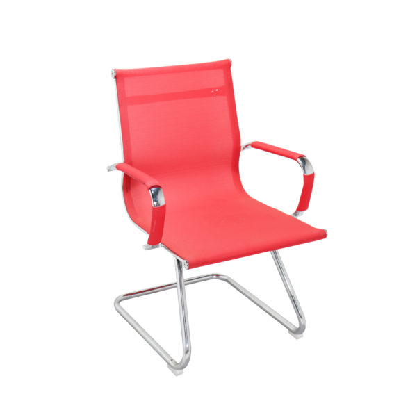 Dong Visiter Chair Red by Offx