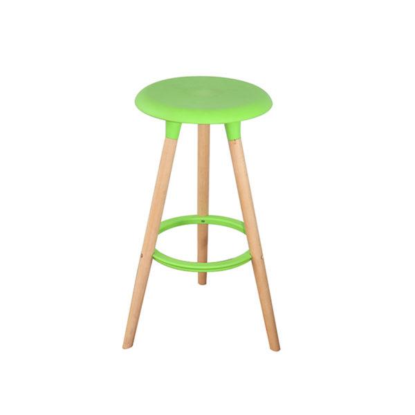Jaden Counter Stool Green by Landlord