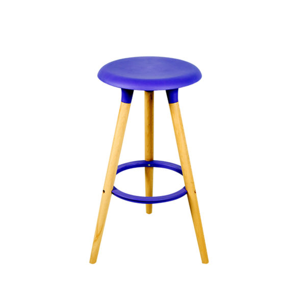 Jaden Counter Stool Violet by Landlord