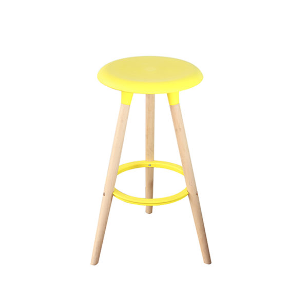 Jaden Counter Stool Yellow by Landlord