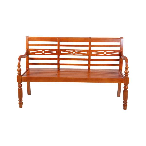 Classy 3-Seater bench Teak wood