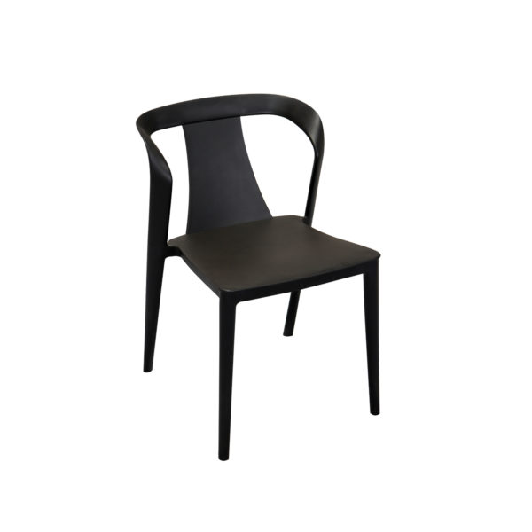 Sera Casual Chair Black by Arct.