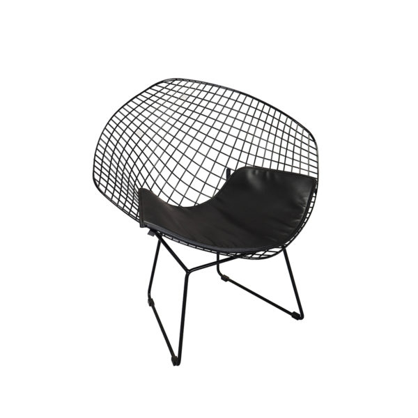 Morte Wire Chair by Pedro