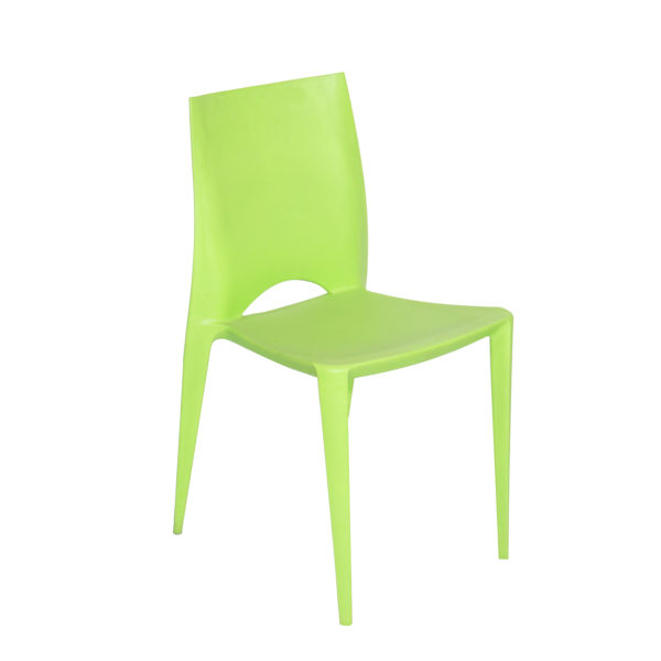 Ines Cafe Chair Green