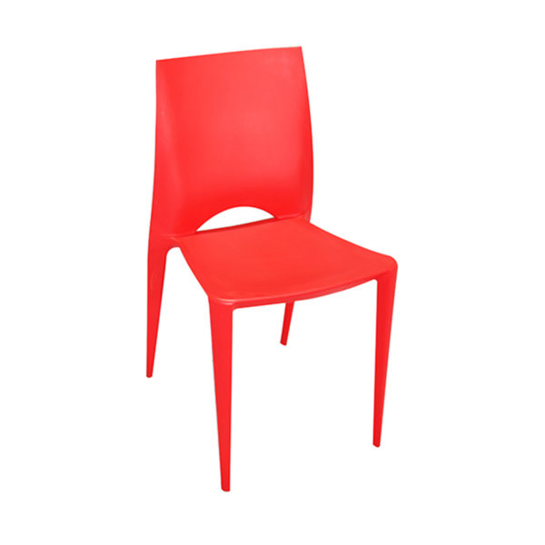 Ines Cafe Chair Red