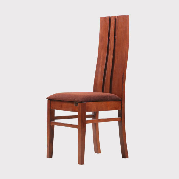 Asa Dining Chair Mahogany wood by Neel Furniture