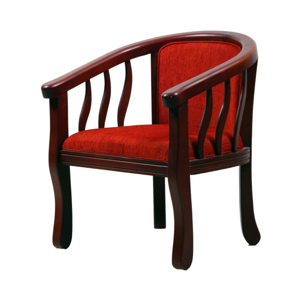 Classy Mahogany Chair by Neel Furniture