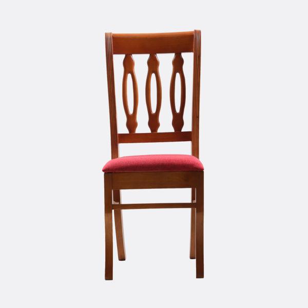 Gatwa Dining Chair Teak wood by Neel Furniture