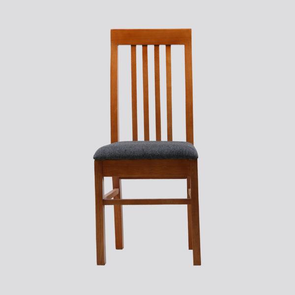 Milborn Dining Chair Teak Wood by Neel Furniture