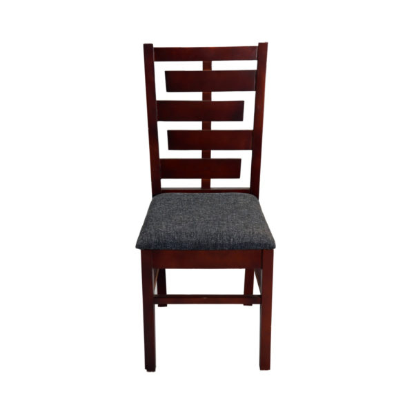 Gib Dining Chair Teak Wood by Nache Woods.