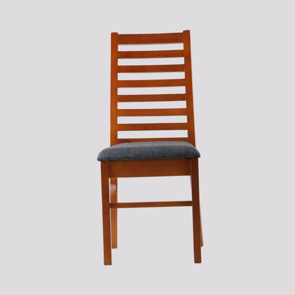 Ladd Dining Chair Teak Wood by Nache Woods.