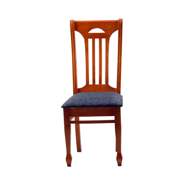Healy Dining Chair Teak Wood by Ansne Furniture.