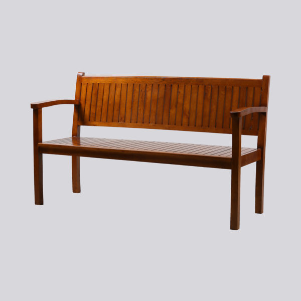 Tremendous Mike 3 Seater Bench Teak Wood Caraccident5 Cool Chair Designs And Ideas Caraccident5Info