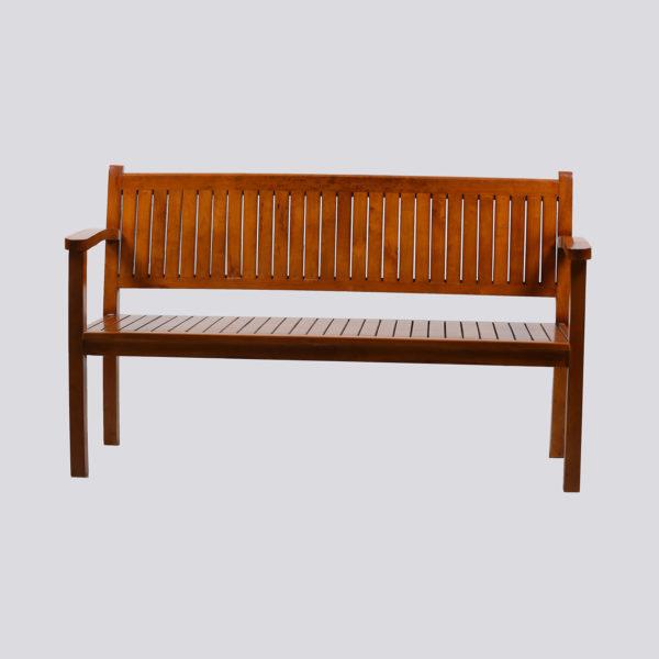 Mike 3-Seater bench Teak Wood.