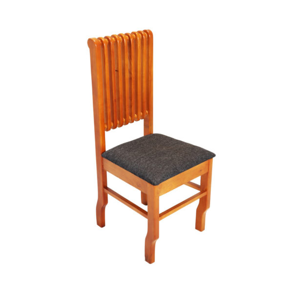 Beth Dining Chair Teak Wood by Ansne Furniture.