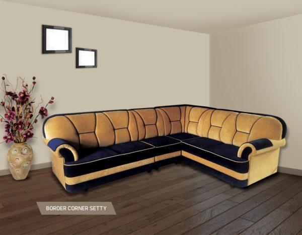 Boarder Corner Sofa