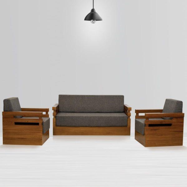 Sbeta 3+1+1 Sofa