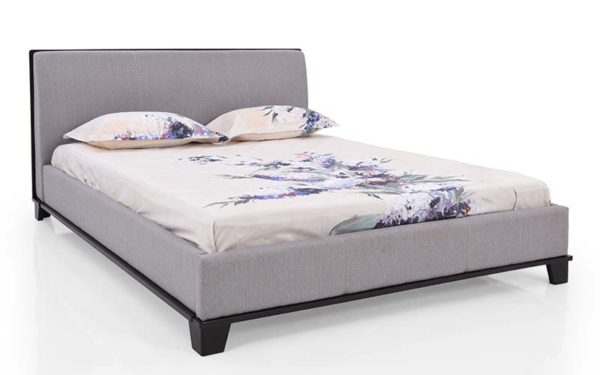 Laura King Size Bed in Fabric