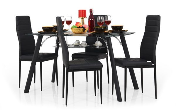 Sanu 4 Seater Dining Set.