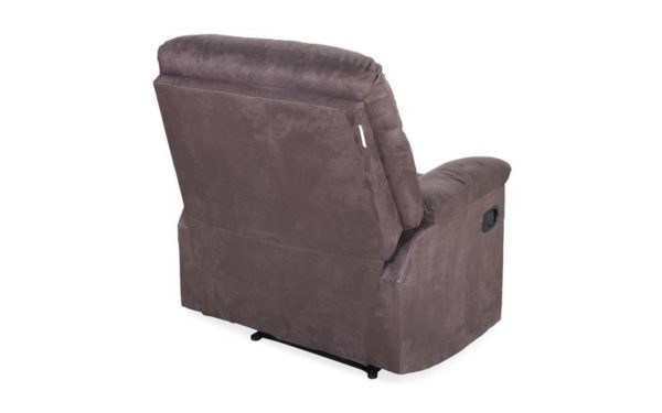 Brandt Single Seater Manual Recliner in Fabric