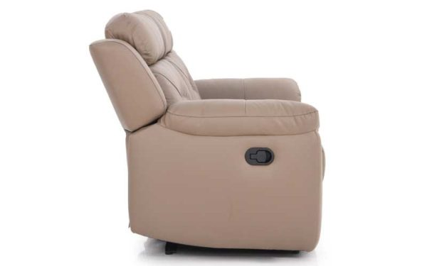 Dean Two Seater Recliner in Genuine Leather