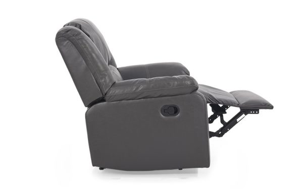 Gunn Recliner Single Seater with Leatherette
