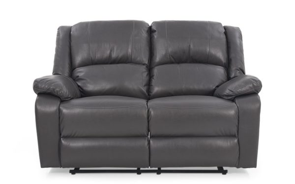 Gunn Recliner Two Seater with Leatherette