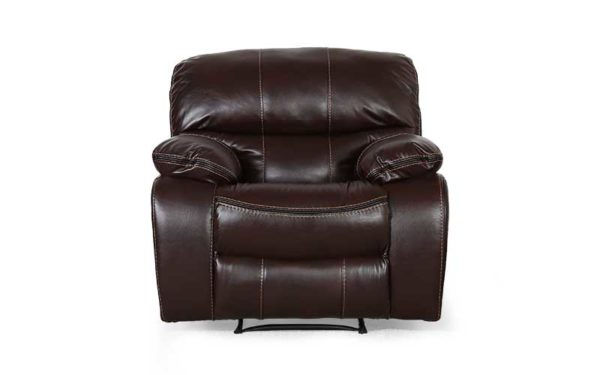 Gus Single Seater Automatic Recliner in Leatherette