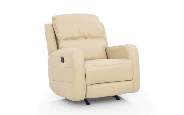 Jane Single Seater Recliner with Leatherette