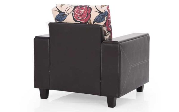 Jodie Single Seater Sofa in Fabric