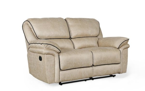 Krysten Recliner Two Seater With Rich fabric