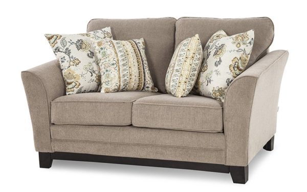 Laverne Two Seater Sofa In Fabric