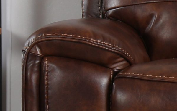 Lydia Single Seater Manual Recliner in Leatherette