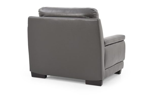 Maeve Single Seater Sofa With Leatherette