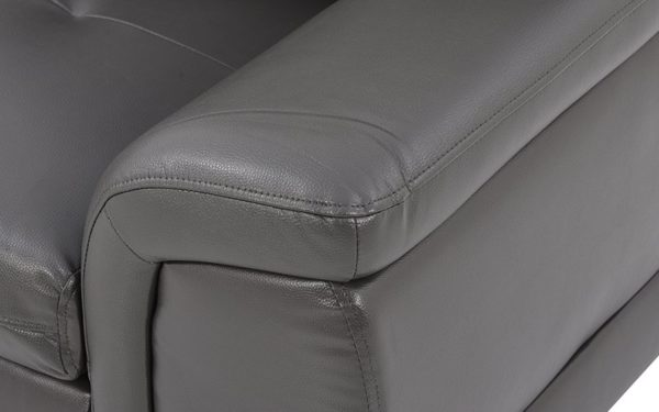 Maeve Two Seater Sofa With Leatherette