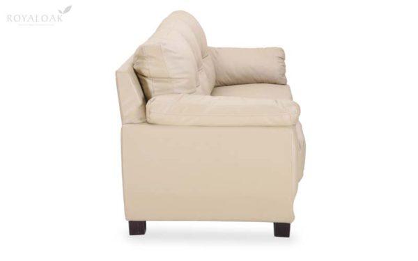 Mendoza Three Seater Genuine Leather Sofa