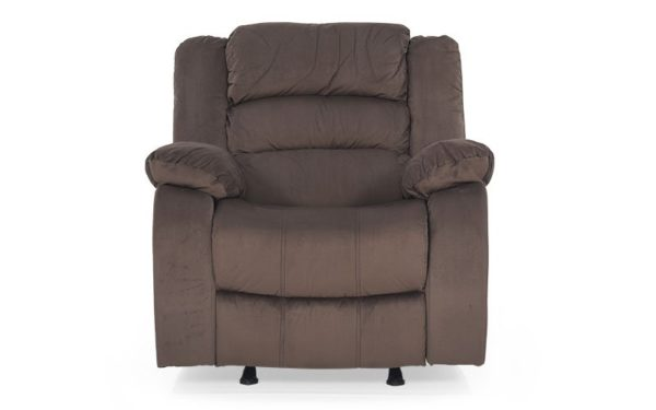 Plemmons Single Seater Manual Recliner in Fabric