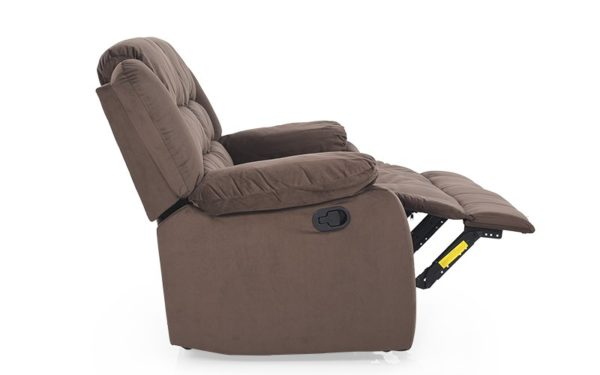 Plemmons Two Seater Manual Recliner in Fabric