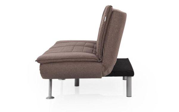 Ritter Sofa Cum Bed in Fabric