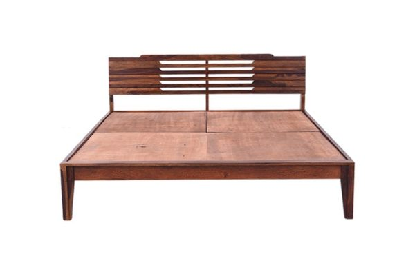 Uzo Queen Bed Without Storage