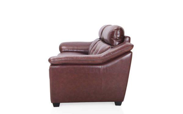 Yael Three Seater Genuine Leather Sofa